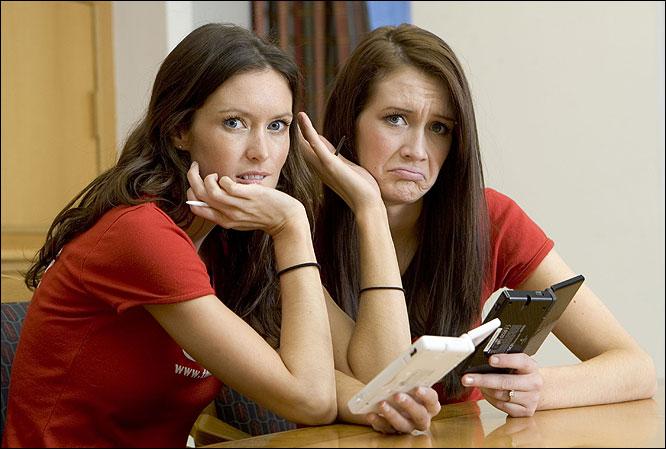 Nintendo DS girls