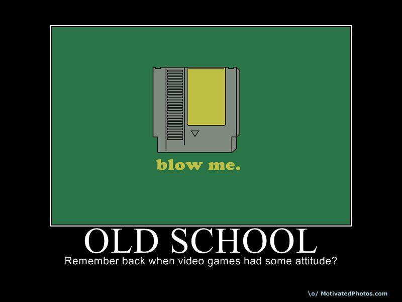 NES demotivation
