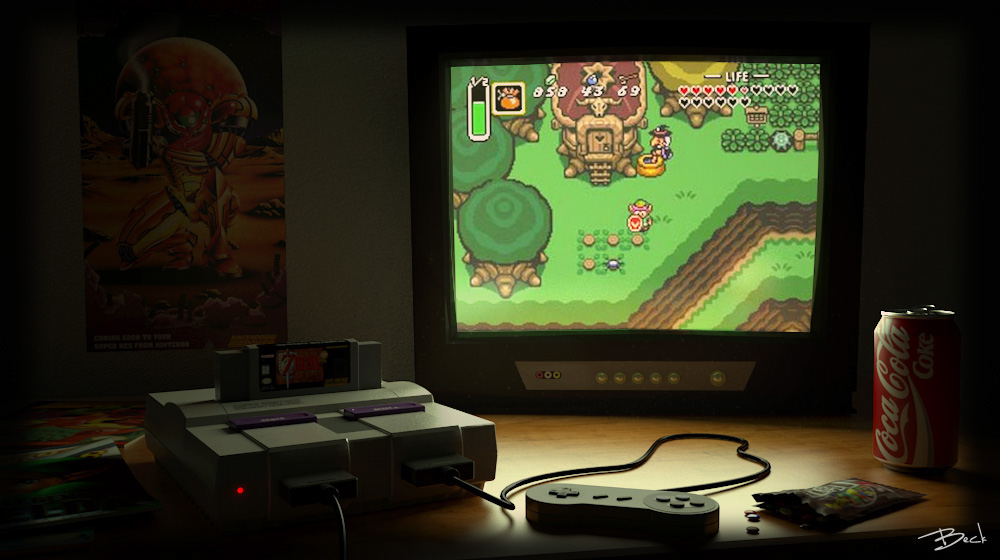 SNES-Zelda_Nostalgia