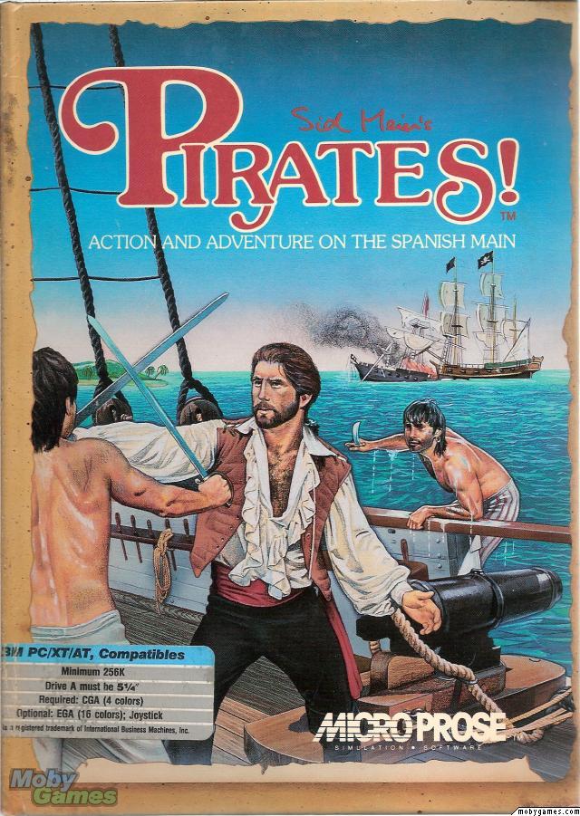 Sid Meier's Pirates, теперь и на iPad