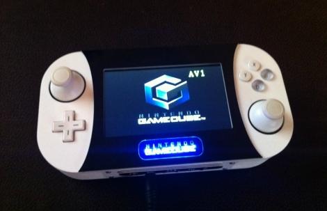 Бездисковый GameCube
