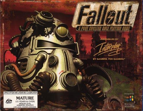 Fallout 1 - бесплатно