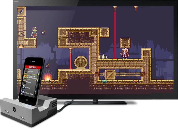 GameDock для Iphone