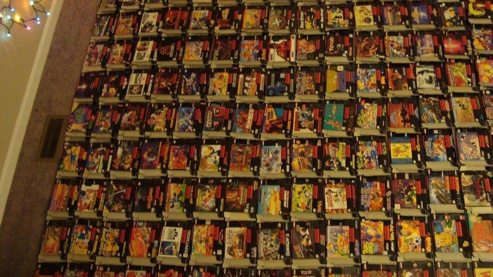 Все игры для SNES по смешной цене