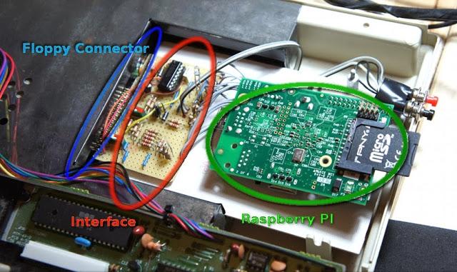 Raspberry Pi на службе у ретро