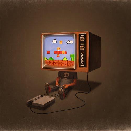 """Мое поколение смотрит """"в NES"""""""