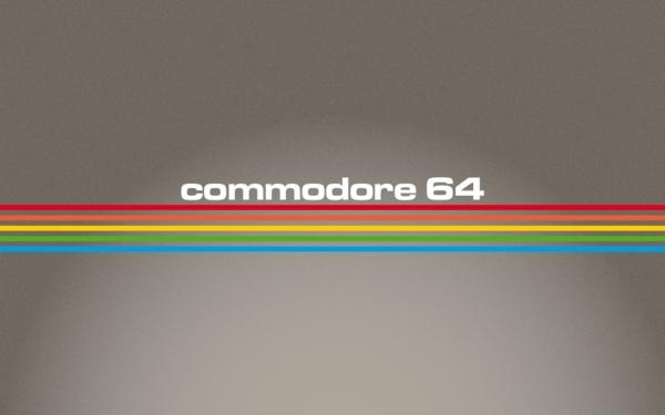 Обои Commodore 64