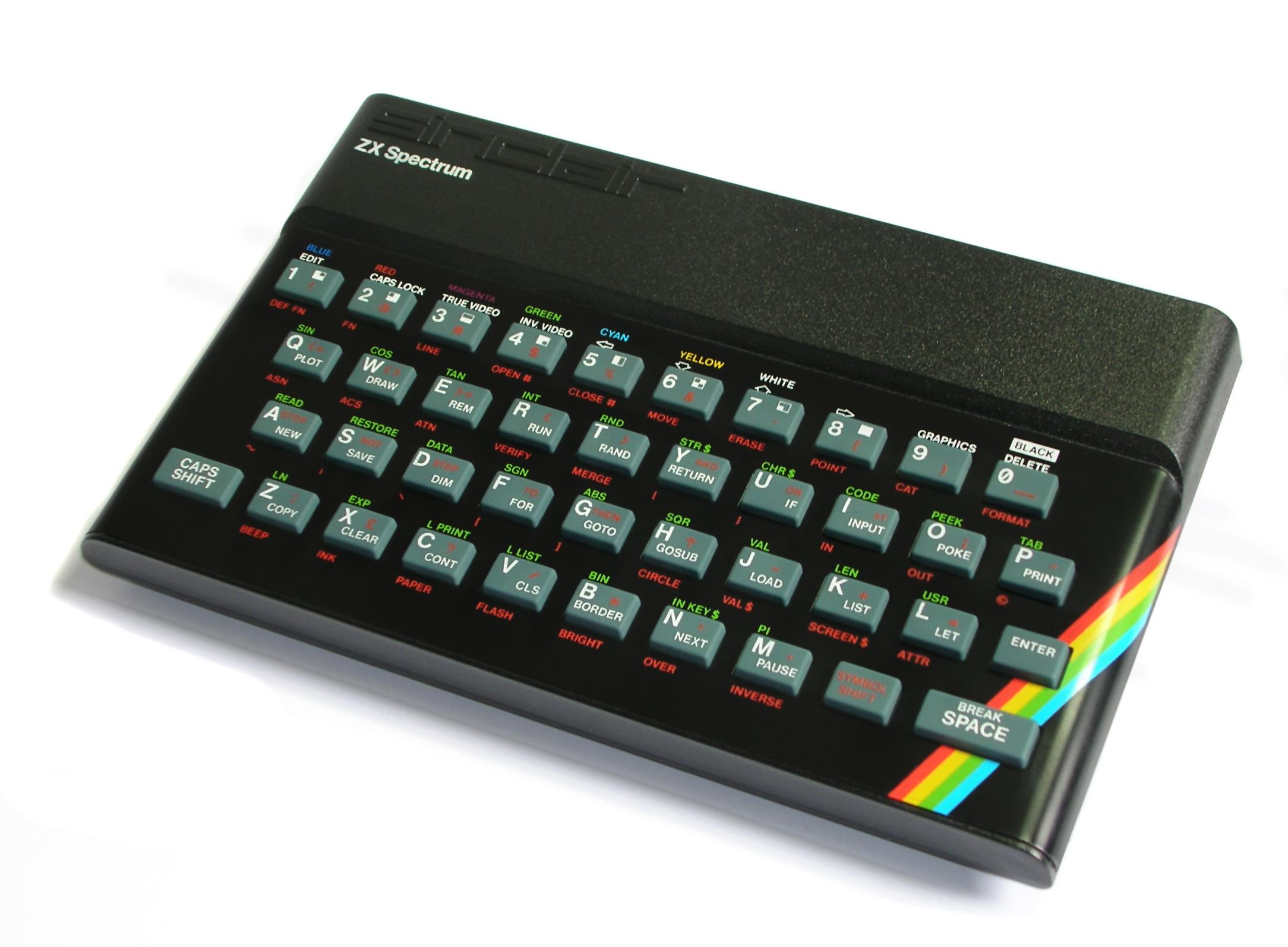 30 лет ZX Spectrum