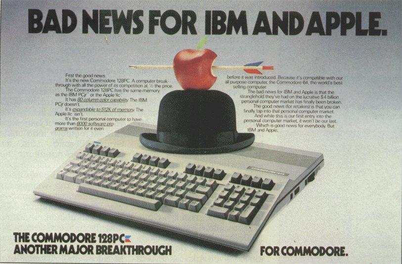 IBM и Apple в панике!
