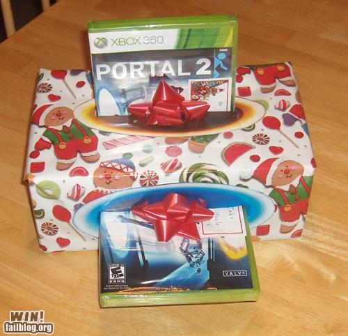 Portal в подарок