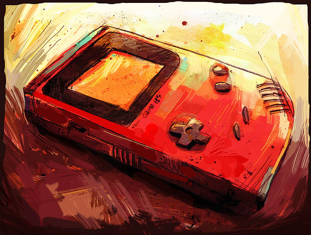 GameBoy (water) color