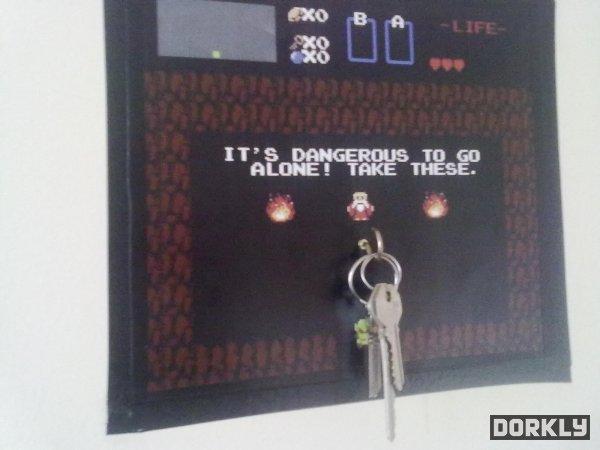 Zelda для дома