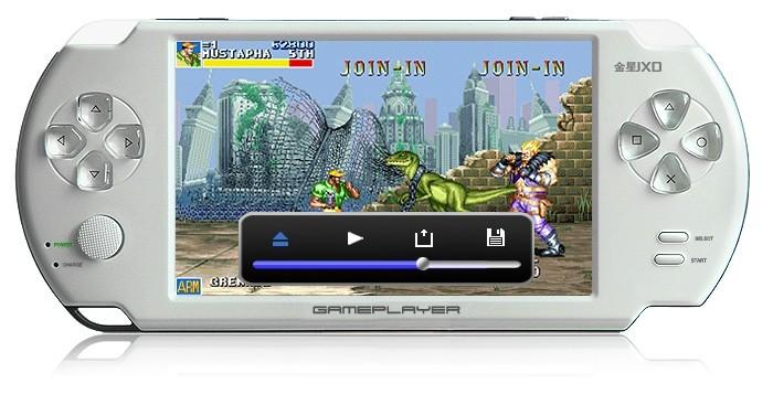 Обзор игровой консоли JXD V5000