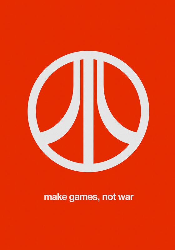 Логотип Atari