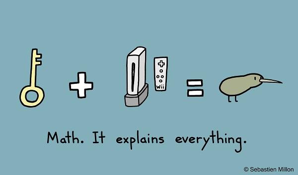 Математика объясняет
