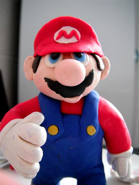 Марио не перестаёт вдохновлять!!