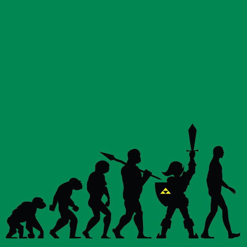 Потерянное звено эволюции