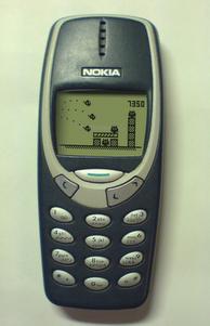 Angry Birds на Nokia 3310
