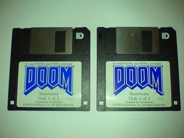 Кто помнит Doom тот стрейфит не спеша...