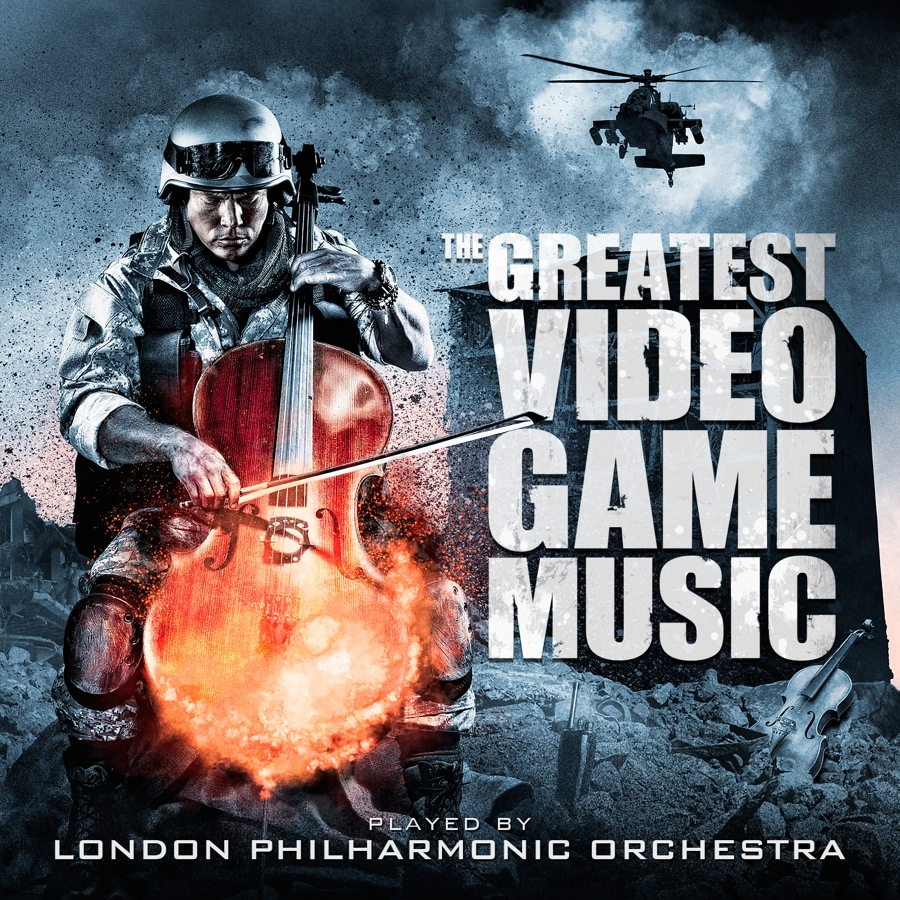 London Philharmonic Orchestra — The Greatest Video Game Music