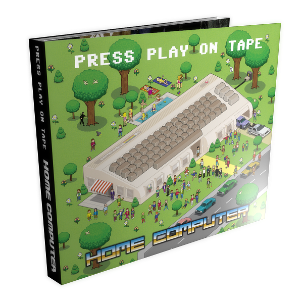 PRESS PLAY ON TAPE — HOME COMPUTER