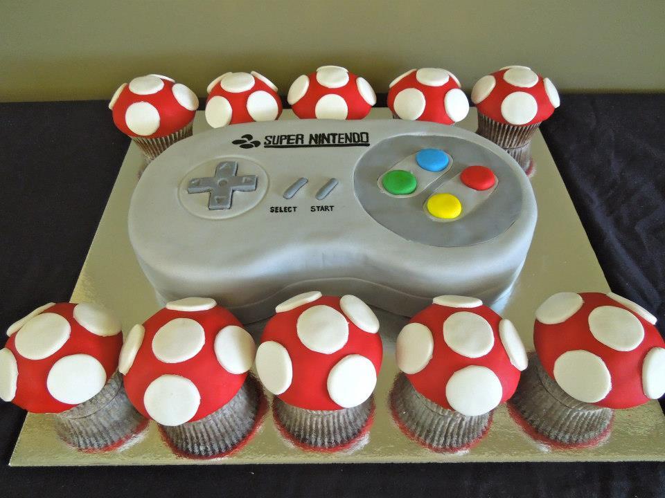 Резко захотелось торта!