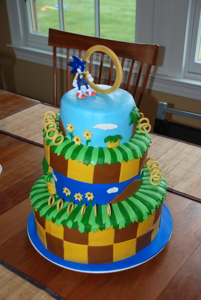 Торт еще Sonic