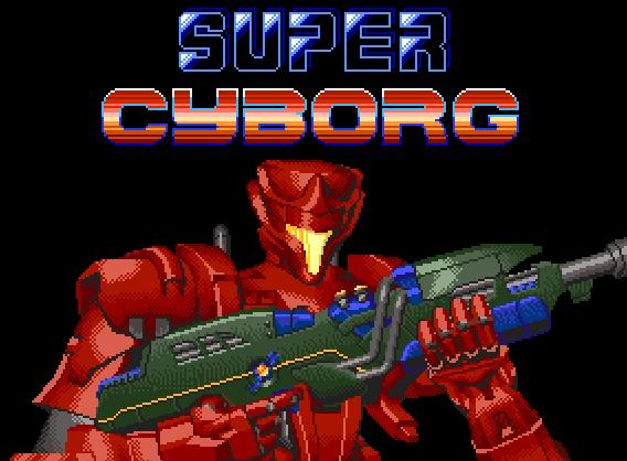 Демоверсия Super Cyborg