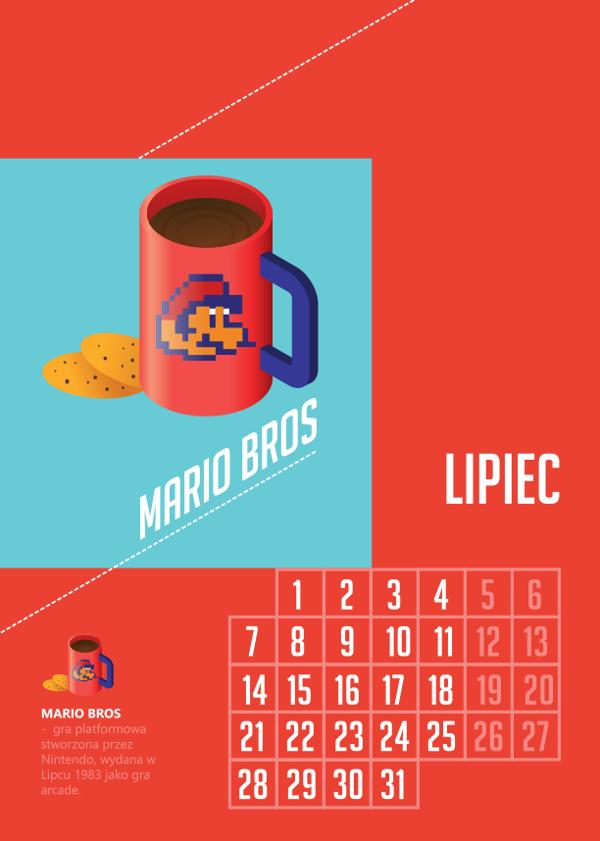 Календарь видеоигр на 2014 год