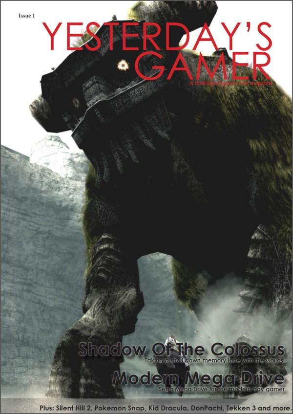 [журнал] Yesterday's Gamer #01