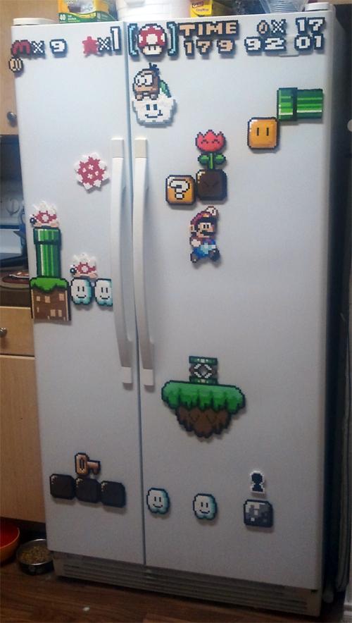 Холодильник Марио