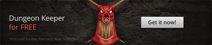 GOG.com раздаёт Dungeon Keeper даром!