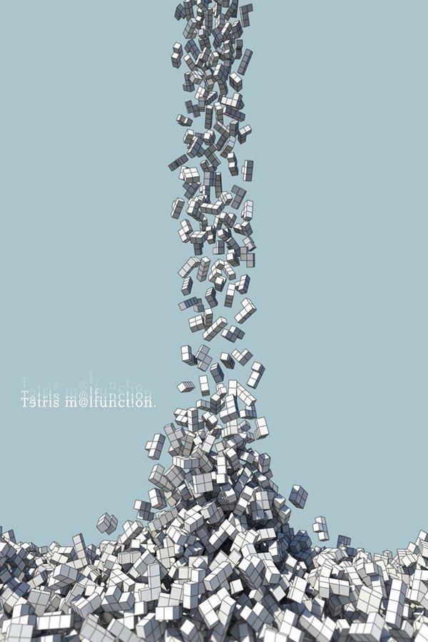tetris-malfunction