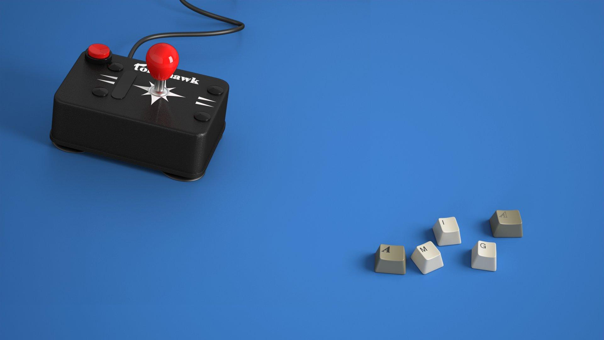 Amiga Keys-Joy