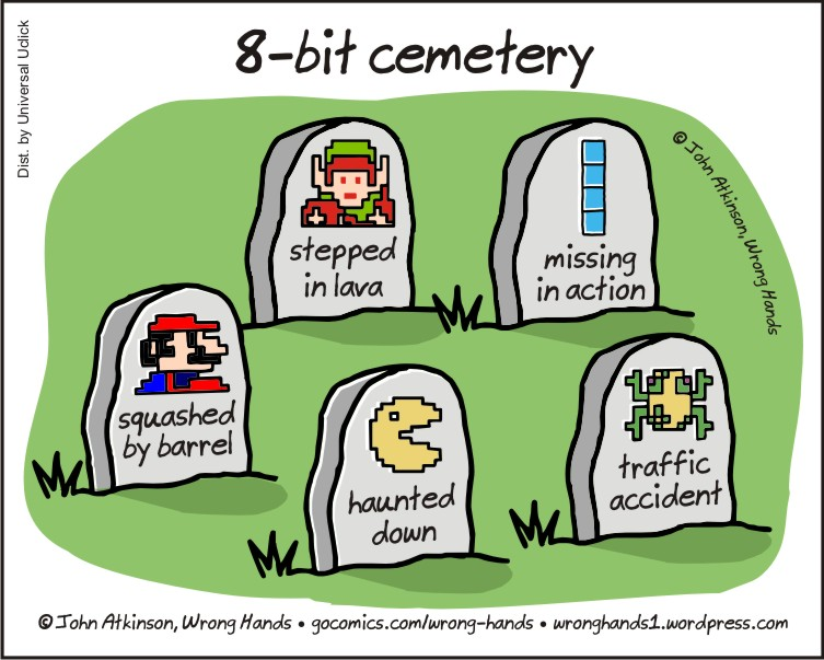 8-bit-cemetery