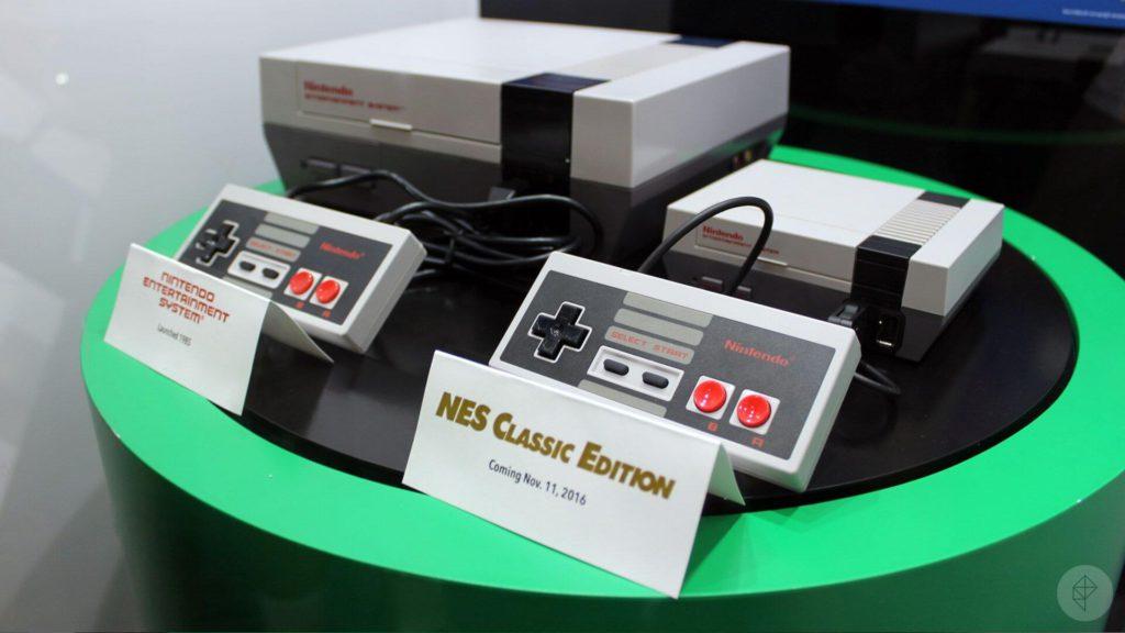 NES Classic Edition успешно взломан