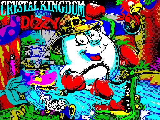 Dizzy VII - Crystal Kingdom Dizzy (2017)