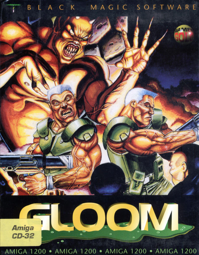 Исходный код Gloom