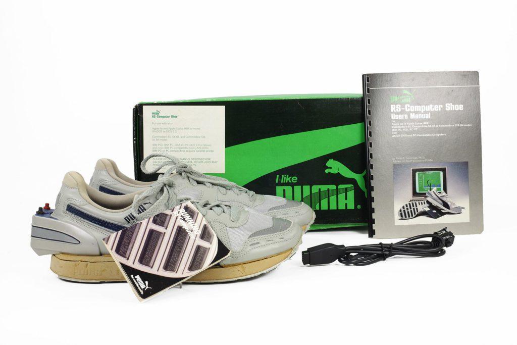Упаковка RS-Computer Shoe