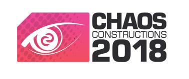 Две недели до Chaos Constructions 2018