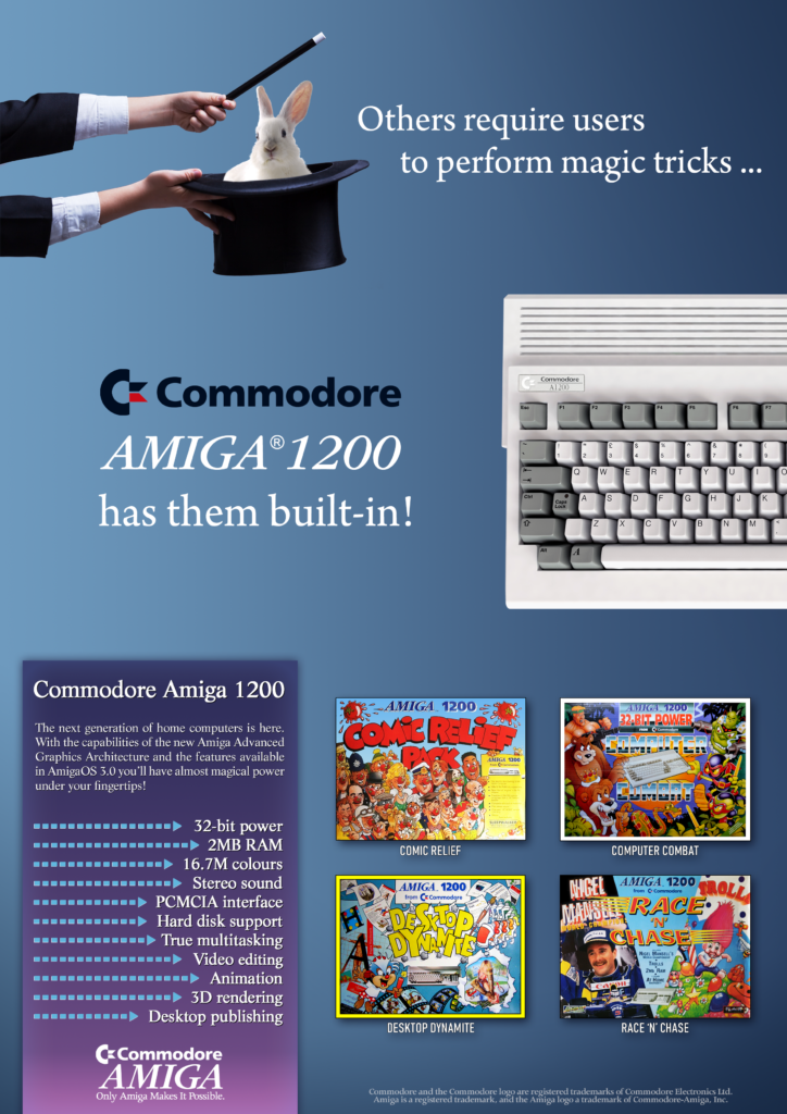 Amiga 1200 has them build-it