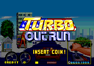 Turbo OutRun (remix)