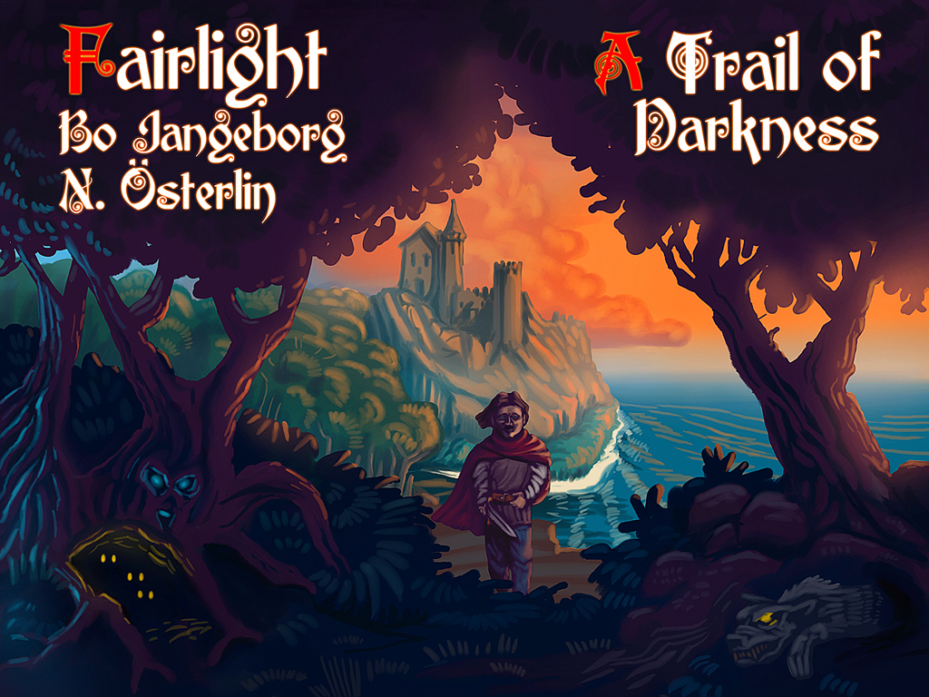 Fairlight: A Trail of Darkness