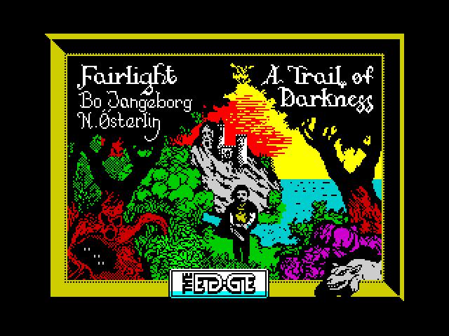 Fairlight II – Bo Jangeborg