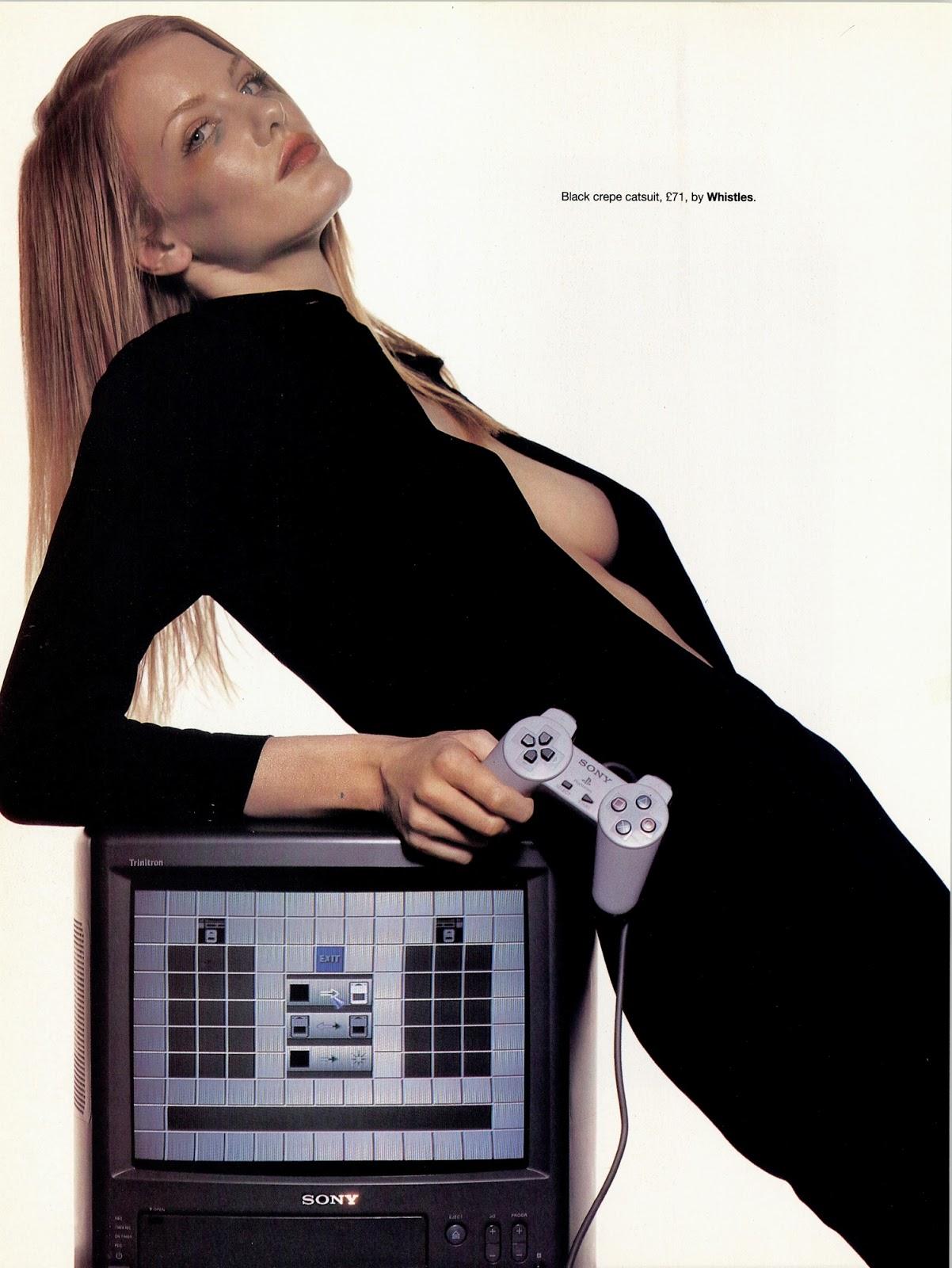 Alex Lee и PlayStation One