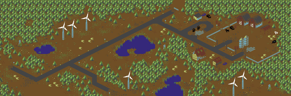 Веселая Ферма для C64
