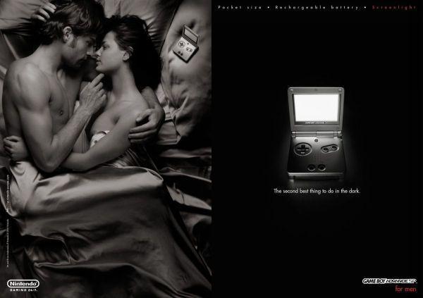 "Nintendo ""in the dark"""