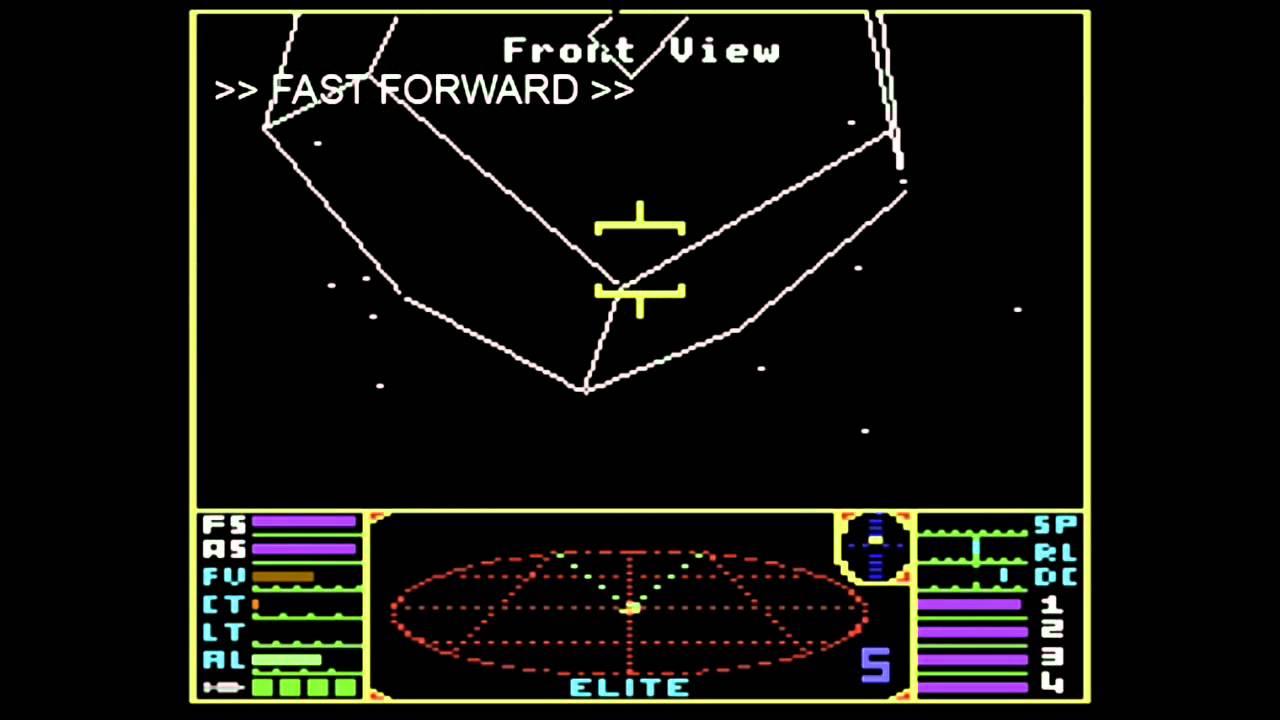 C64 Elite
