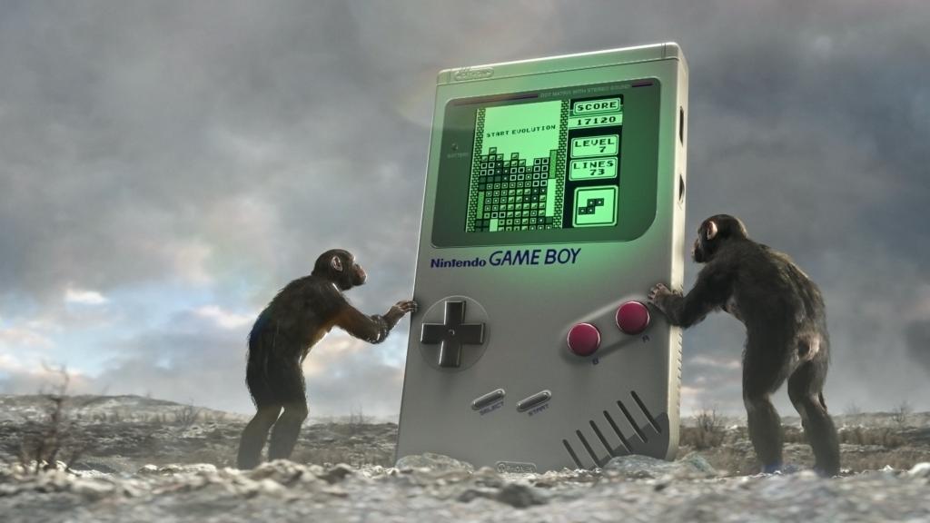 Game Boy Monolith