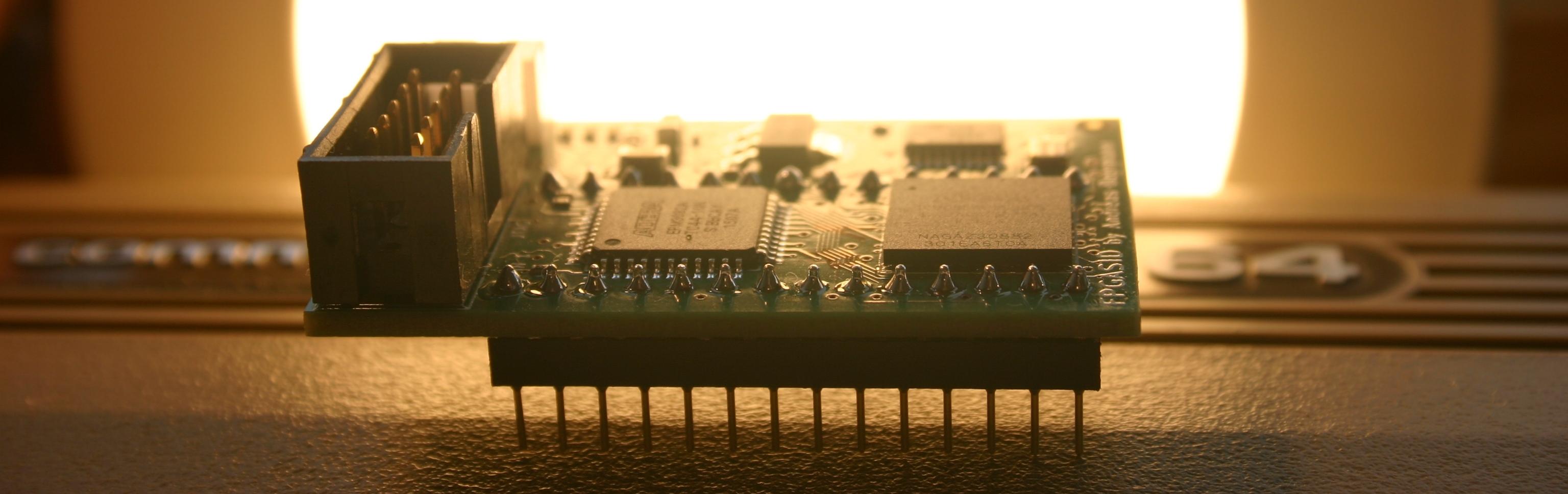 FPGASID